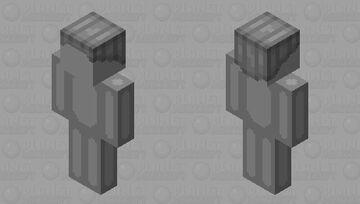 HD Shading Template Minecraft Skin