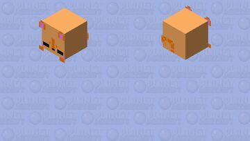 lil' cat Minecraft Skin