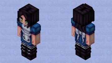 Alice Liddell - Wonderland Minecraft Skin