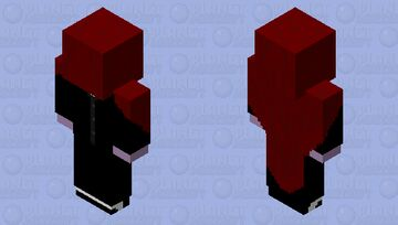 The Red Hood Joker Minecraft Skin