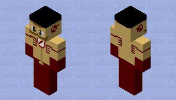 Kid Flash (CW) Minecraft Skin