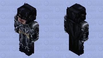 Batman   Batman: Arkham Knight Minecraft Skin