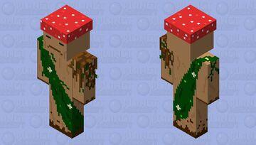 Shush-Room Minecraft Skin