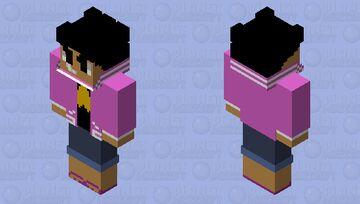 Steven Universo(Steven Universo Futuro) Minecraft Skin