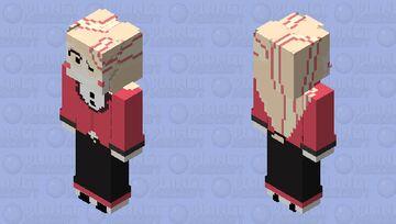 Charlotte Magne | Happy Hotel Minecraft Skin