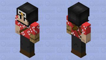 Martinez Minecraft Skin
