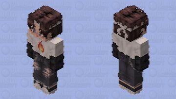sapnap fanskin Minecraft Skin