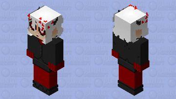 Moedus Helltaker Minecraft Skin