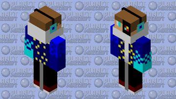 Shawn Handerson Minecraft Skin