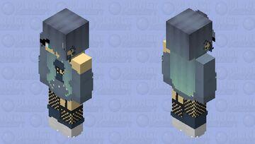 Me Irl (HD Remake) Minecraft Skin