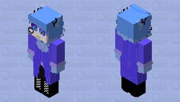 2Р Alastor Minecraft Skin