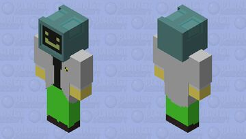 Doctor P. Philmor Minecraft Skin
