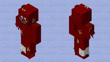 Evil Fuit Gummy Minecraft Skin