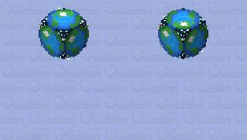 PMC logo Minecraft Skin