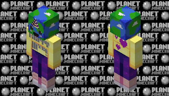 Happy 10th Birthday PMC ♥️ Minecraft Skin