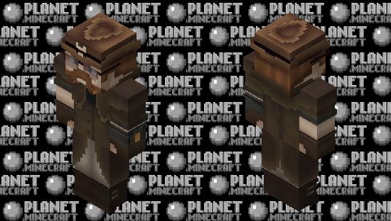 Albert Chestbreach | Alchestbreach Minecraft Skin