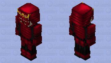 Takeda Samurai Minecraft Skin