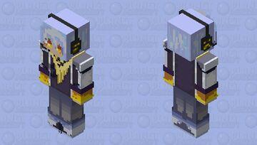 Dex (VOCOLOID) Minecraft Skin