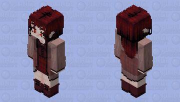 cool vampire (bedrock version) Minecraft Skin