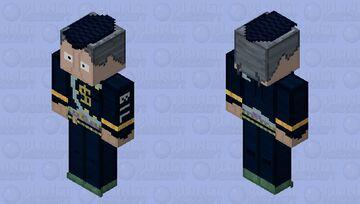 JJBA Okuyasu Nijimura Minecraft Skin