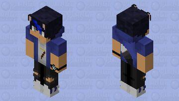 Wolf Ein (Chrisescalante, YouTuber) Minecraft Skin
