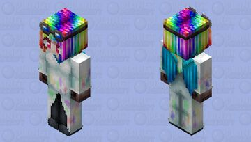 Rainbow Factory HD Minecraft Skin