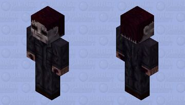 Micheal Myers Halloween Minecraft Skin