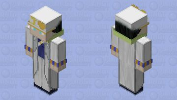 JJBA Jotaro Kujo part 4 Minecraft Skin
