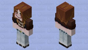 me ver.2 !! Minecraft Skin