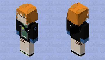 Kroos Minecraft Skin