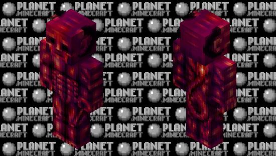 Demon HD minecraft skin. Minecraft Skin