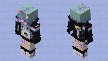 gg Minecraft Skin