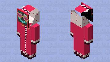 Swap!Vox (swapped with Valentino) Minecraft Skin