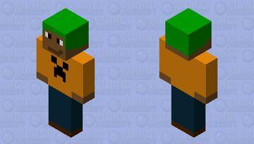 Me New Skin Minecraft Skin