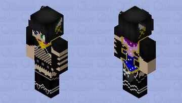Skin for a friend Minecraft Skin