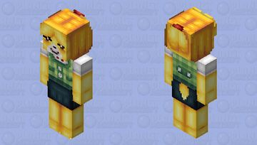 Isabelle - Animal Crossing Minecraft Skin