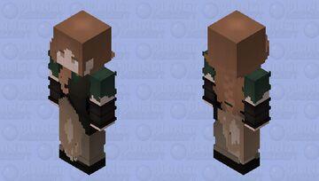 {𝖓𝖊𝖕𝖊𝖓𝖙𝖍𝖎𝖆𝖑} Revna Al'Divuur OC {Do NOT use in TC} Minecraft Skin
