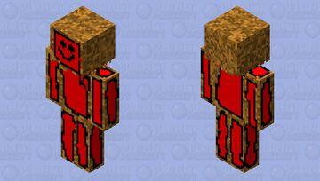 Patrick Pants Roblox Bighead Minecraft Skins Planet Minecraft Community