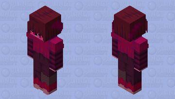 ◜𝚌𝚛𝚒𝚖𝚜𝚘𝚗 𝚍𝚊𝚢𝚍𝚛𝚎𝚊𝚖𝚜 ♱ 𝖕𝖊𝖗𝖘𝖔𝖓𝖆◞ Minecraft Skin
