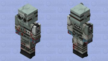 Doc (Doktor's Curse) | R6S Minecraft Skin