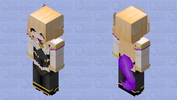 Ahri K/DA HD (LOL) Minecraft Skin