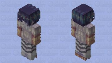 Post moon phos || houseki no kuni Minecraft Skin