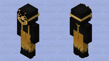 Sammy Lawrence (BATIM, 128x128) Minecraft Skin