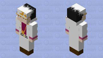 YYD | Jotaro Kujo (outfit v3) | JoJo BA | Diamond is Unbreakable Minecraft Skin