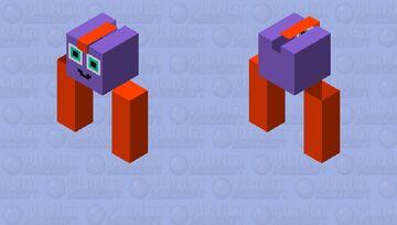 Plum Minecraft Skin