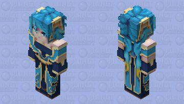RIP Sona 2020 Minecraft Skin