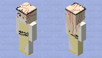 Queen of Hell Charlie version Minecraft Skin