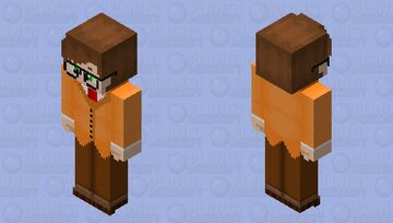 Henry Emily/Mr. Emily 1970s-1980s [co-owner] Minecraft Skin