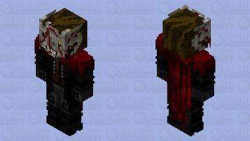 Vampire Lord HD Minecraft Skin