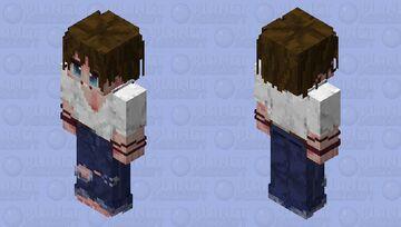 Grunge Hippie Mister (Teen Version) (2) Minecraft Skin